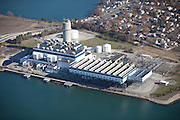 Highly efficient 801-megawatt natural gas-fired combined-cycle power plant.