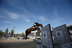Zanotelli Marlon, (BRA), Rock n Roll Semilly <br /> First Round<br /> Furusiyya FEI Nations Cup Jumping Final - Barcelona 2015<br /> © Dirk Caremans<br /> 24/09/15