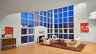 Modern Greatroom by Beinfield Architecture PC