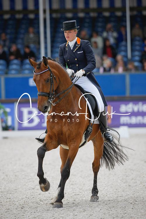 Schoots Lotje (NED) - Torricelli<br /> Nederlands Kampioenschap Dressuur - De Steeg 2009<br /> Photo &copy; Dirk Caremans