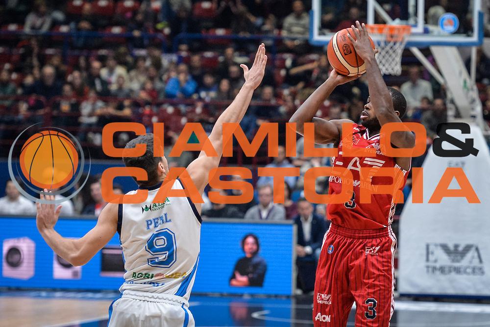 DESCRIZIONE : Milano Lega A 2015-16 <br /> GIOCATORE : Oliver Lafayette<br /> CATEGORIA : Tiro<br /> SQUADRA : Olimpia EA7 Emporio Armani Milano<br /> EVENTO : Campionato Lega A 2015-2016<br /> GARA : Olimpia EA7 Emporio Armani Milano Betaland Capo d'Orlando<br /> DATA : 13/12/2015<br /> SPORT : Pallacanestro<br /> AUTORE : Agenzia Ciamillo-Castoria/M.Ozbot<br /> Galleria : Lega Basket A 2015-2016 <br /> Fotonotizia: Milano Lega A 2015-16