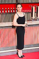 Actress Irene Escolar during the presentation of the new spot of  Mahou 5 Estrellas at Capitol Cinemas in Madrid. March 29, 2016. (ALTERPHOTOS/Borja B.Hojas)