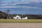 Farm house, Pocomoke, Maryland, USA