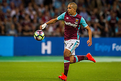Sofiane Feghouli of West Ham during 2nd Leg football match between West Ham United FC and NK Domzale in 3rd Qualifying Round of UEFA Europa league 2016/17 Qualifications, on August 4, 2016 in London, England.  Photo by Ziga Zupan / Sportida