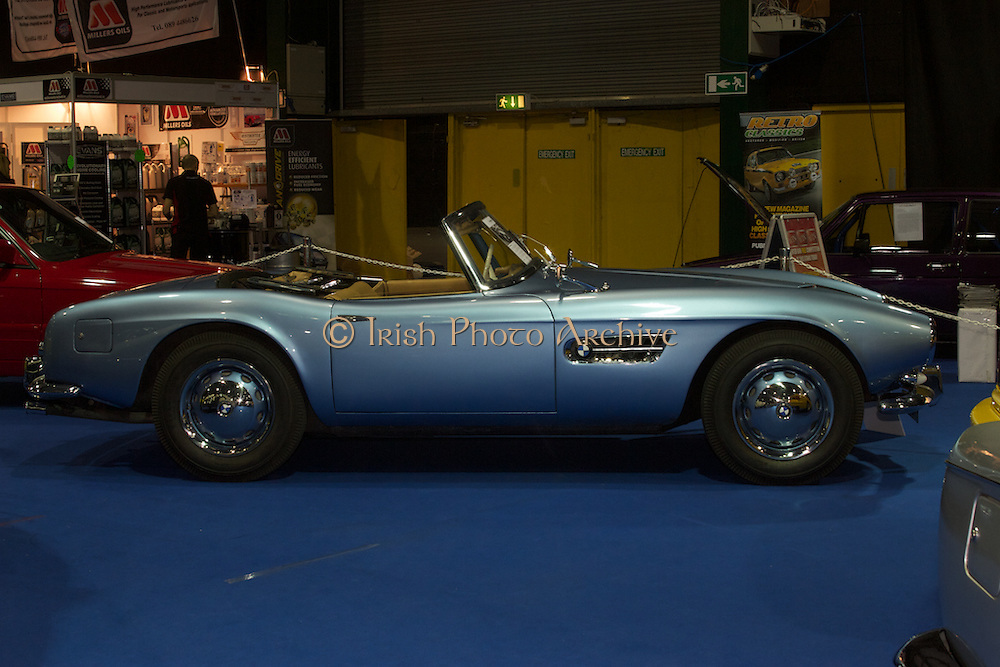 RIAC Classic Car Show 2013, RDS, BMW, 2 Seater, Convertable, Roadster,