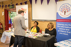Homes for Haringey & Keepmoat Regeneration community event, London Borough of Haringey, London UK
