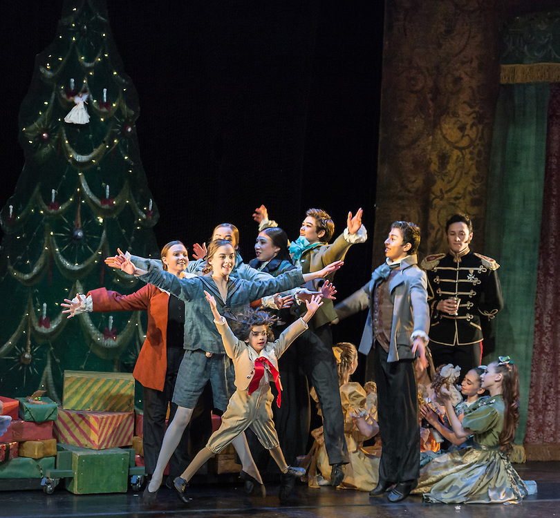 Gelsey Kirkland Ballet: The Nutcracker