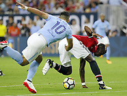 Manchester United v Manchester City - 20 July 2017