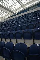 PORTO-09 DEZEMBRO:SEATS (assentos) do Est‡dio do Drag‹o, que alberga a equipa do F.C.Porto e o EURO 2004, 09/12/03  no est‡dio do Drag‹o.<br />(PHOTO BY: AFCD/JOSƒ GAGEIRO)