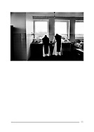 'An Independent Eye', a photo book published in 2016. <br /> <br /> It was published to mark the end of print publishing of the Independent and Independent on Sunday newspapers, who I had worked for as a freelance on assignments and commissions from 1995 until 2016.<br /> <br /> Photo shows: Cistercian monks, Nunraw Abbey, Scotland, 1996.<br /> <br /> It was self-published the same year in an edition of 250.