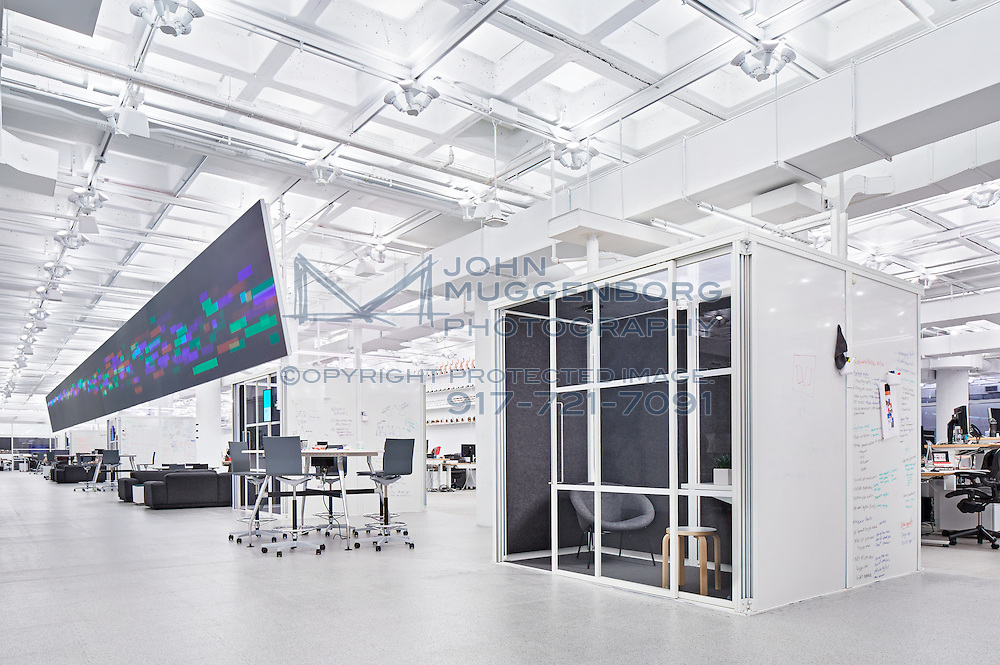 R/GA office headquarters in NYC.<br />