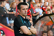 Everton manager Marco Silva during the Premier League match between Bournemouth and Everton at the Vitality Stadium, Bournemouth, England on 15 September 2019.