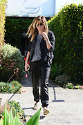 11.FEBRUARY.2014. LOS ANGELES<br /> <br /> CODE - CI<br /> <br /> ASHLEY TISDALE LEAVING THE HAIR SALON<br /> <br /> BYLINE: EDBIMAGEARCHIVE.CO.UK<br /> <br /> *THIS IMAGE IS STRICTLY FOR UK NEWSPAPERS AND MAGAZINES ONLY*<br /> *FOR WORLD WIDE SALES AND WEB USE PLEASE CONTACT EDBIMAGEARCHIVE - 0208 954 5968*