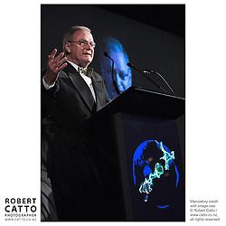 Rick Ellis at the Spada Conference 06 at the Hyatt Regency Hotel, Auckland, New Zealand.<br />