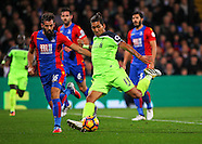 Crystal Palace v Liverpool 29/10/2016
