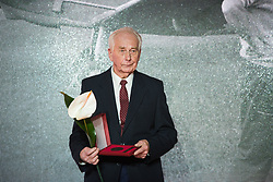 Franc Kralj at 54th Annual Awards of Stanko Bloudek for sports achievements in Slovenia in year 2018 on February 13, 2019 in Brdo Congress Center, Brdo, Ljubljana, Slovenia,  Photo by Peter Podobnik / Sportida