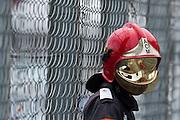 May 25, 2014: Monaco Grand Prix: Monaco track marshal
