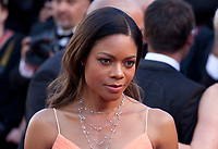 Naomie Harris at the opening ceremony and Ismael's Ghosts (Les Fantômes D'ismaël) gala screening,  at the 70th Cannes Film Festival Wednesday May 17th 2017, Cannes, France. Photo credit: Doreen Kennedy