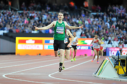 22/07/2017 : Michael McKillop (IRL), T37, Men's 1500m, Final, at the 2017 World Para Athletics Championships, Olympic Stadium, London, United Kingdom