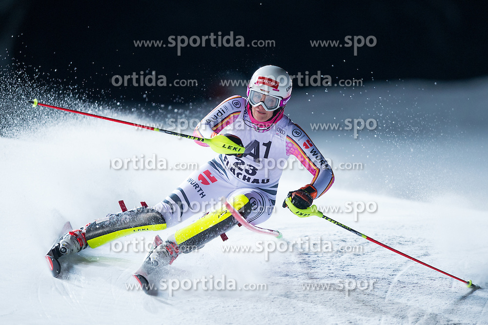 Christina Geiger (GER) during the 7th Ladies' Slalom of Audi FIS Ski World Cup 2016/17, on January 10, 2017 at the Hermann Maier Weltcupstrecke in Flachau, Austria. Photo by Martin Metelko / Sportida