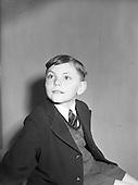 1957 - Donald Sargeant, Park Avenue, Sandymount