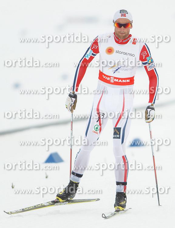25.02.2015, Lugnet Ski Stadium, Falun, SWE, FIS Weltmeisterschaften Ski Nordisch, Falun 2015, Langlauf, Herren, 15km, im Bild PETTER JR. NORTHUG // during the Mens 15km Cross Country Race of the FIS Nordic Ski World Championships 2015 at the Lugnet Ski Stadium in Falun, Sweden on 2015/02/25. EXPA Pictures &copy; 2015, PhotoCredit: EXPA/ Newspix/ Radoslaw Jozwiak<br /> <br /> *****ATTENTION - for AUT, SLO, CRO, SRB, BIH, MAZ, TUR, SUI, SWE only*****
