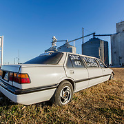 1986 Honda Accord Limousoine, Stafford Kansas, December 2017