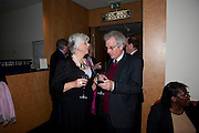 DIANA BRITTAN; WILLIAM WALDEGRAVE, Literary charity First Story fundraising dinner. Cafe Anglais. London. 10 May 2010. *** Local Caption *** -DO NOT ARCHIVE-© Copyright Photograph by Dafydd Jones. 248 Clapham Rd. London SW9 0PZ. Tel 0207 820 0771. www.dafjones.com.<br /> DIANA BRITTAN; WILLIAM WALDEGRAVE, Literary charity First Story fundraising dinner. Cafe Anglais. London. 10 May 2010.