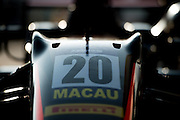 October 16-20, 2016: Macau Grand Prix. 20 Callum ILOTT, Van Amersfoort Racing