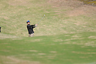 High school golfer at Oxford Country Club on Thursday, April 8, 2010.