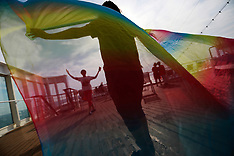 An oasis on the high seas for Chinese LGBTs and their parents