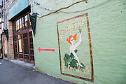 Absinthe la Fee Verte bar and restaurant in Wicker Park August 2, 2015 in Chicago, Illinois, USA.