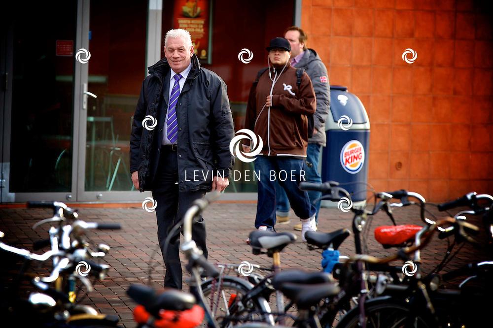 AMSTERDAM - In Pathé ArenA is de film 'Het Regent Gehaktballen 2' in premiere gegaan. Met op de foto Charlie Jansen. FOTO LEVIN DEN BOER - PERSFOTO.NU