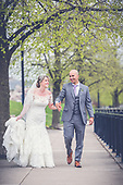 Christina & Otto's beautiful spring Cambridge Mill wedding