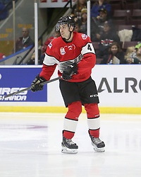 Evan Bouchard of team OHL Photo by Luke Durda/OHL Images