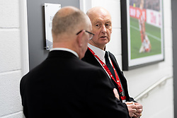Photographed for the 125 Brochure, match day tunnel steward Mike Francomb - Mandatory by-line: Ryan Hiscott/JMP - 22/02/2020 - FOOTBALL - Ashton Gate - Bristol, England - Bristol City v West Bromwich Albion - Sky Bet Championship
