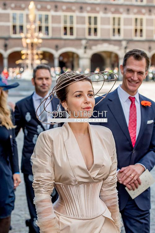 den haag - prinsjesdag victoria koblenko ROBIN UTRECHT
