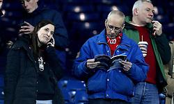 Bristol City fans - Mandatory by-line: Robbie Stephenson/JMP - 14/02/2017 - FOOTBALL - Elland Road - Leeds, England - Leeds United v Bristol City - Sky Bet Championship