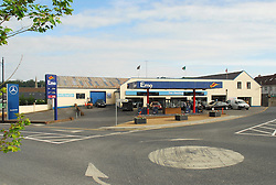 Hastings Garage on the Fairgreen Westport, Co Mayo.Photographed in 2008..Pic Conor McKeown