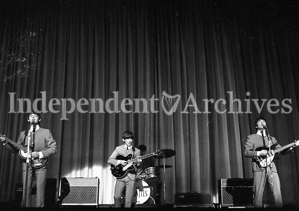 &quot;Inside the Adelphi the din built to a crescendo. Up to the final five minutes, the ushers managed to keep the huge audience under control although, for a time, many left their seats on the balcony to &ldquo;twist&rdquo; in the aisles.&quot;<br />