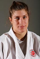 Rasa Sraka of Judo Klub Bezigrad, on October 10, 2007, in Ljubljana, Slovenia.  (Photo by Vid Ponikvar / Sportida)