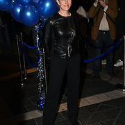 Tamsin Greig attend the Company - Opening Night at Gielgud Theatre, London, UK. 17 October 2018.