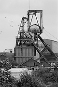 Allerton Bywater Colliery, West Yorkshire. National Coal Board North Yorkshire Area.  20-07-1991.