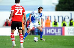 Edward Upson of Bristol Rovers in action- Mandatory-by line: Nizaam Jones/JMP - 04/05/2019 - FOOTBALL - Memorial Stadium - Bristol, England - Bristol Rovers v Barnsley - Sky Bet League One