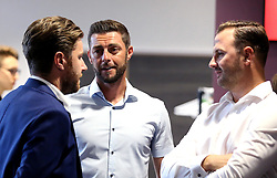 Bristol City U21s manager Jamie McAllister mingles with guests during the Lansdown Club event - Mandatory by-line: Robbie Stephenson/JMP - 06/09/2016 - GENERAL SPORT - Ashton Gate - Bristol, England - Lansdown Club -