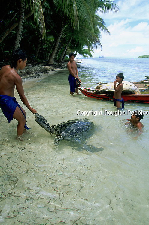 Ifalik, Yap, Caroline Islands, Micronesia, (editorial use only- no model release)<br />