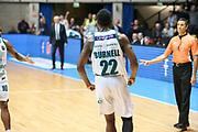 Burnell Jason<br /> Pallacanestro Acqua San Bernardo - Cinelandia Cantù - DeLonghi Treviso<br /> Legabasket serieA 2019 -2020<br /> Desio, 15/12/2019<br /> Foto Ciamillo-Castoria/ Alessandro Vezzoli