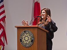 Ambassador Chris Stevens Memorial Lecture - Jehane Noujaim