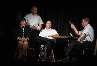 Streetcar Company dress rehearsal of A Few Good Men at Laconia High School.  Karen Bobotas for the Laconia Daily Sun