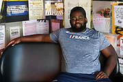 Portrait of Lolassonn Djouhan during the European Championships 2018, at Club France in Berlin, Germany, Day -1, on August 5, 2018 - Photo Philippe Millereau / KMSP / ProSportsImages / DPPI